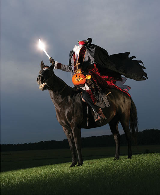 Conner Prairie Headless Horseman