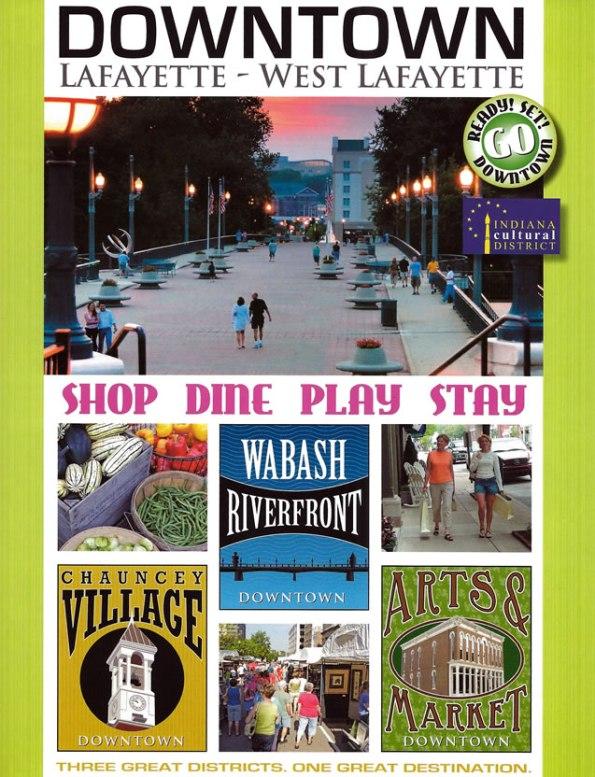 Downtown Lafayette-West Lafayette