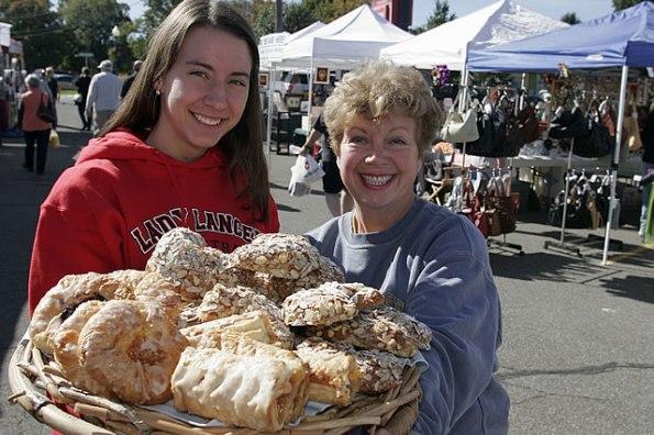 Pastries at Chesterton European Market