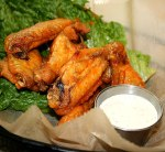 Buffalo Wings at MacKenzie River Pizza Co.