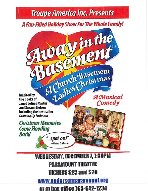 Church Basement Ladies at the Paramount Theatre