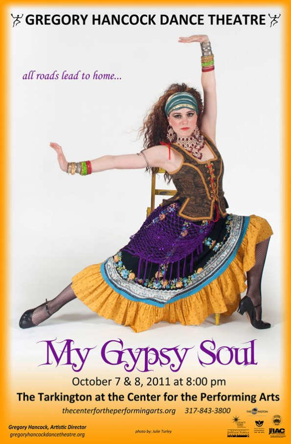 """My Gypsy Soul"" at The Tarkington"