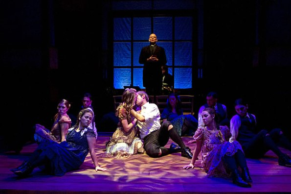 """Spring Awakening"" at the Phoenix Theatre."