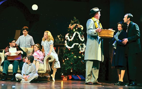 """""""It's a Wonderful Life"""" at Beef & Boards"""