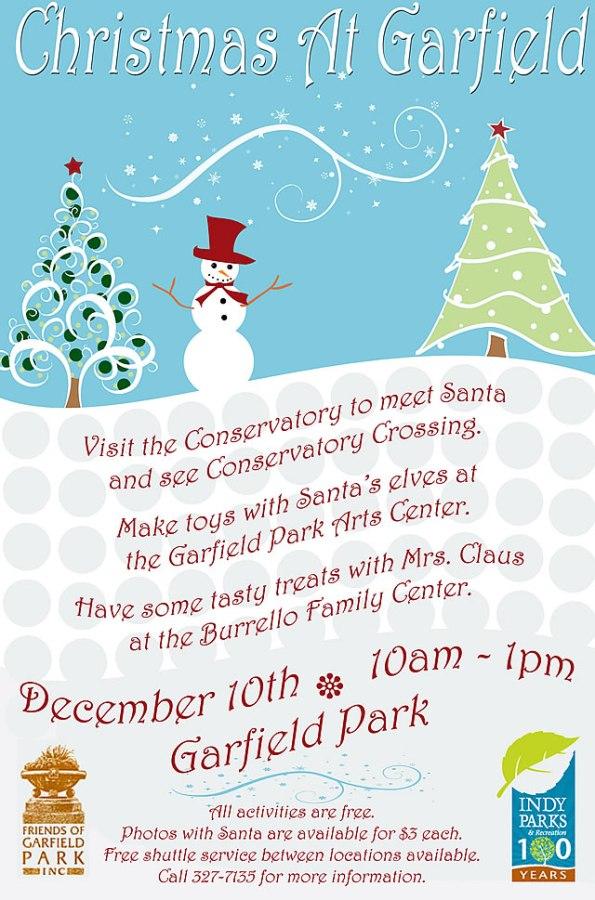 Christmas at Garfield Park