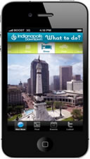 Indianapolis Downtown, Inc. Smartphone App`
