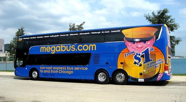 Double Decker Megabus