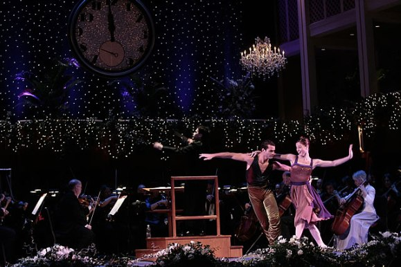 New Year's Eve with the Indianapolis Symphony