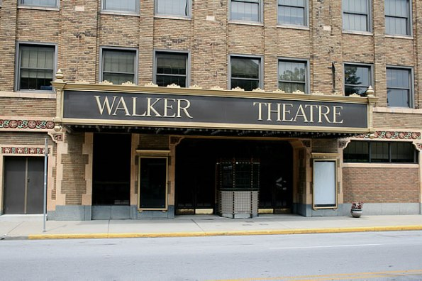Historic Walker Theatre