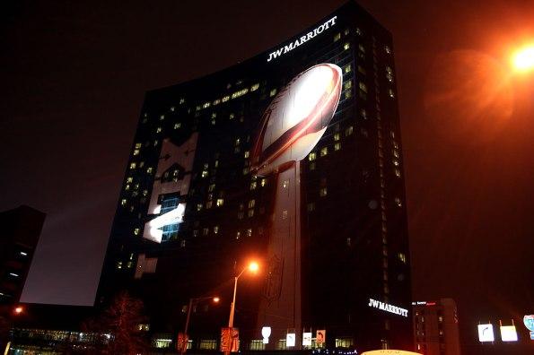 JW Marriott After Dark