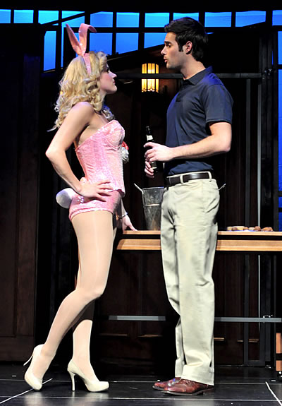 """Legally Blonde"" at Beef & Boards Dinner Theatre"