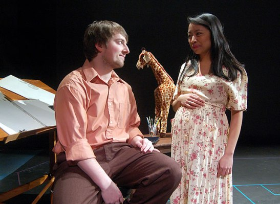 """""""Funny Valentines"""" at UIndy Dinner Theatre."""