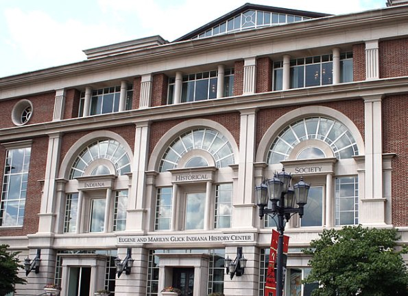 Eugene & Marilyn Glick Indiana History Center