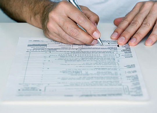 Indiana tax returns must be postmarked by April 17, 2012.
