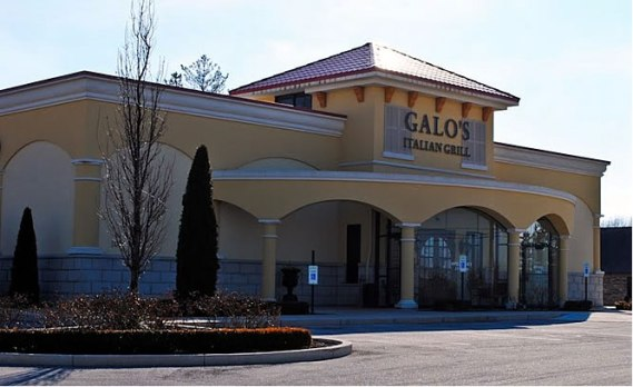 Galo's Italian Grill in Richmond, Indiana.