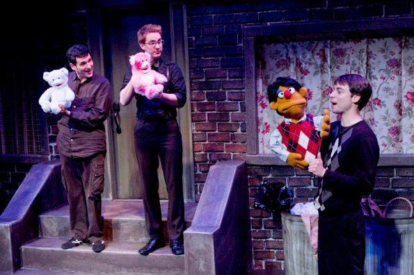 Avenue Q at the Phoenix Theatre