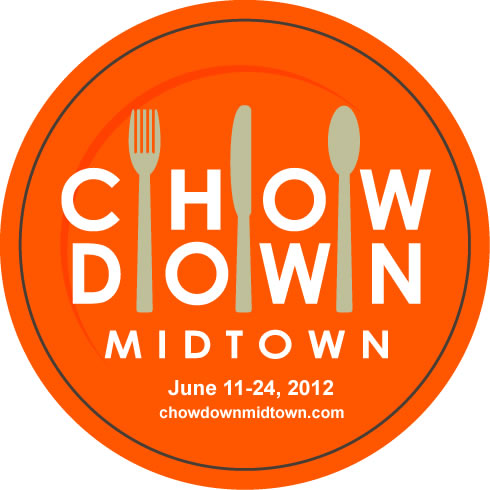 Chow Down Midtown, June 11-24.