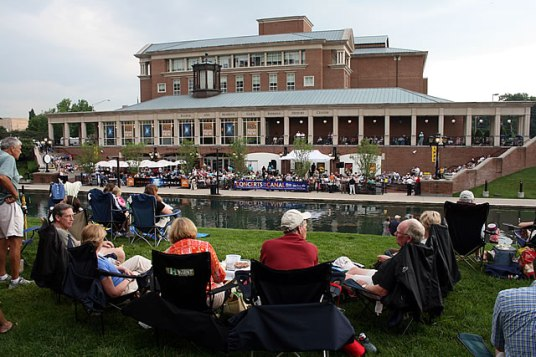 """Concerts on the Canal"" at the Indiana History Center"