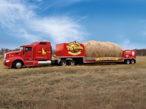 Idaho Tater Truck