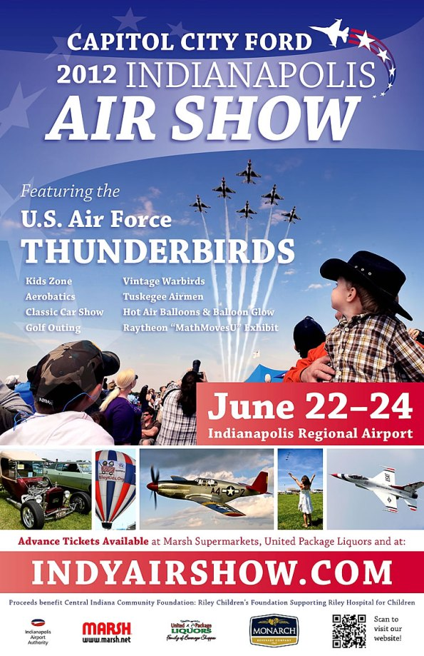 Indy Air Show, June 22-24.