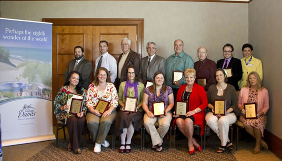 Porter County ROSE Award Winners