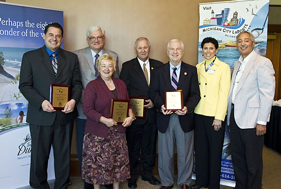 Porter County ROSE Award Recipients for 2012