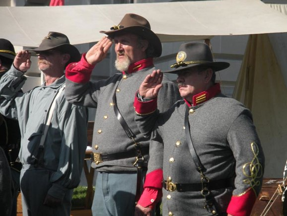 Civil War Heritage Days.