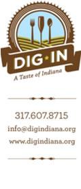 Dig IN, A Taste of Indiana