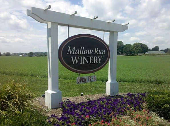Mallow Run Winery in Johnson County.