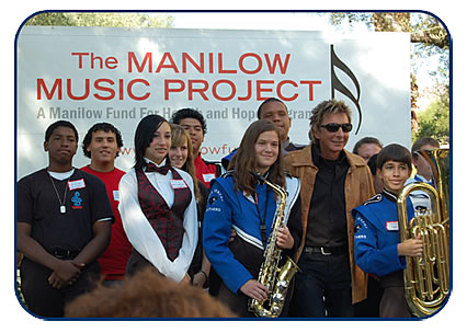 Manilow Music Project