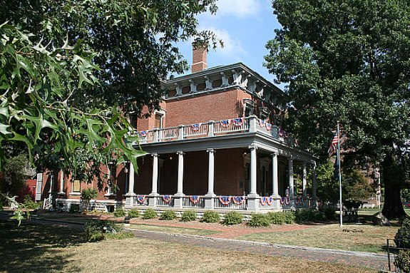 Benjamin Harrison Presidential Site in Indianapolis