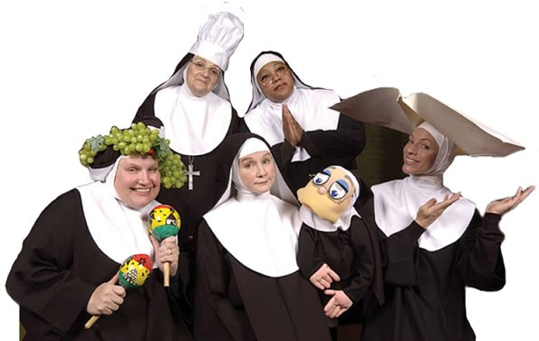 """Nunsense"" at Beef & Boards"