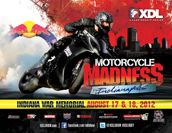 XDL Motorcycle Madness