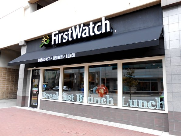 First Watch in downtown Indianapolis
