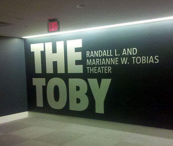 The Toby at the Indianapolis Museum of Art