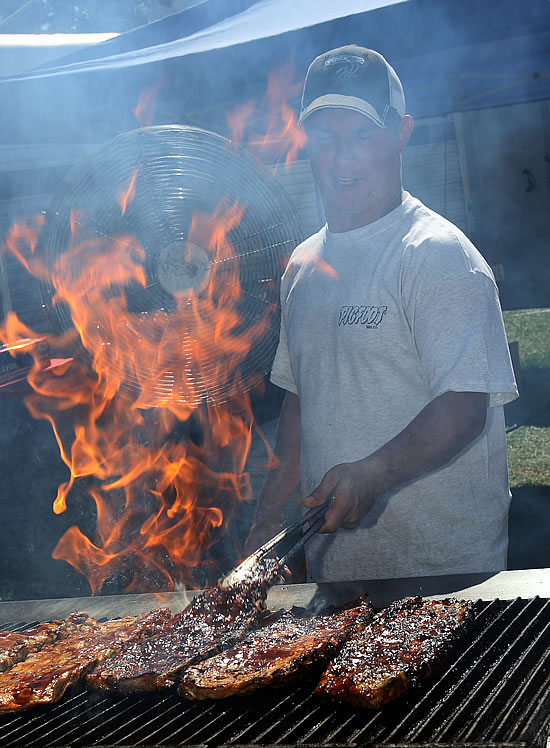 17th Rib America Festival, Aug. 31-Sept. 3.