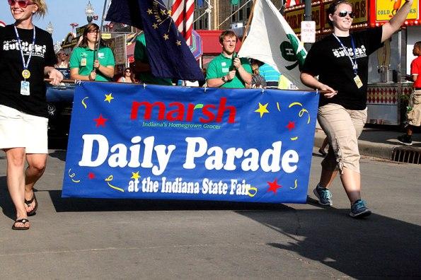 State Fair Daily Parade