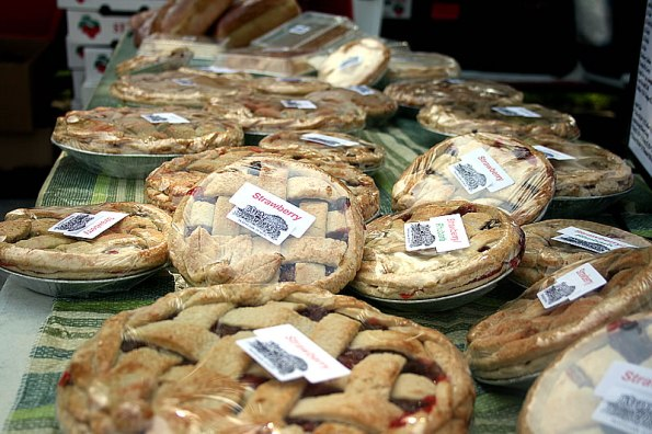 Indy Pie Wars at the City Market, Sept. 24.