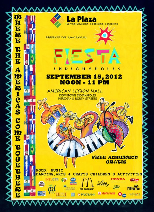 32nd Annual Fiesta Indianapolis Festival