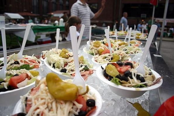 Taste of Italy Street Festival