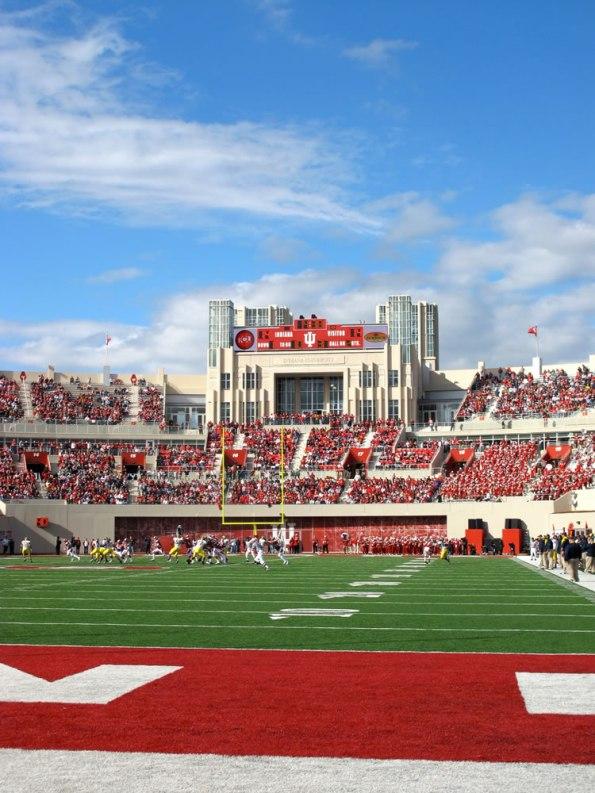 Memorial Coliseum at Indiana University