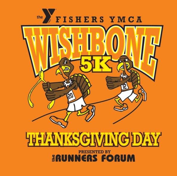 Wishbone 5K on Nov. 22, 2012.