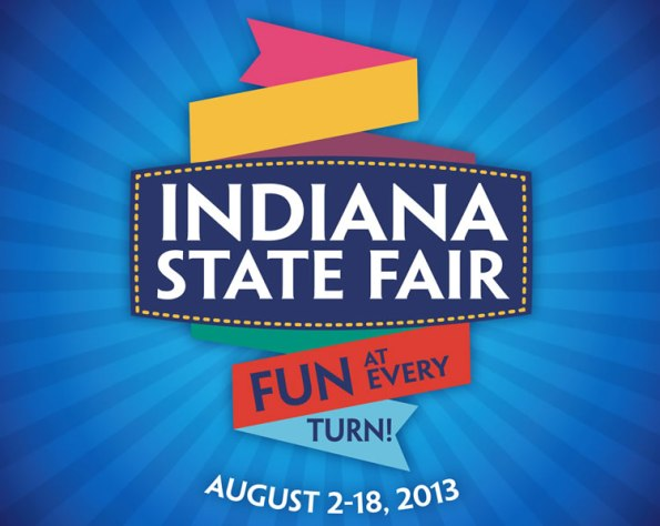 2013 Indiana State Fair Logo
