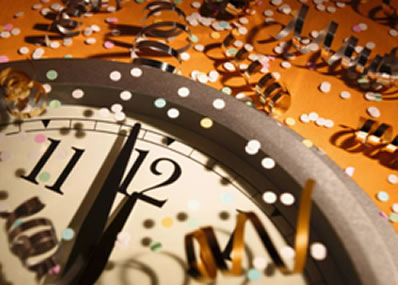Ring in the New Year in Downtown Indianapolis