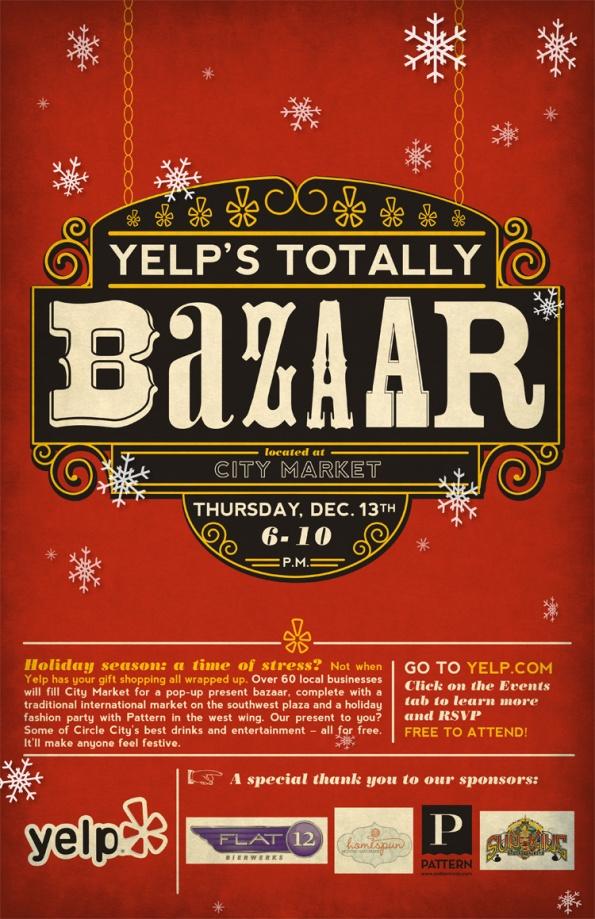 Yelp's Totally Bazaar