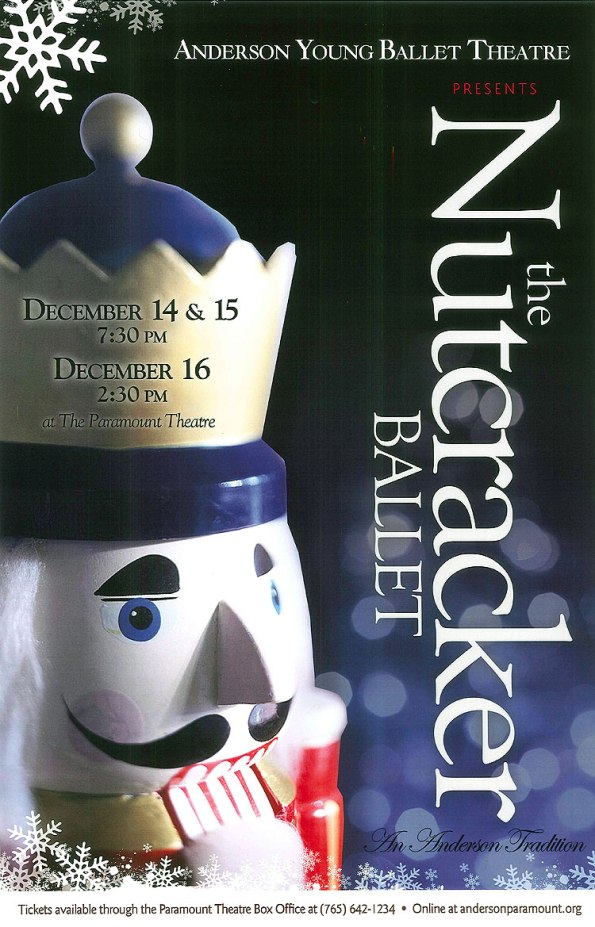 'The Nutcracker' at Paramount Theatre