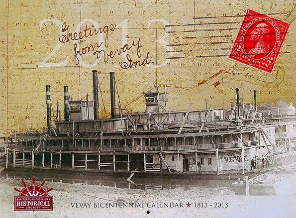 Vevay Bicentennial Calendar