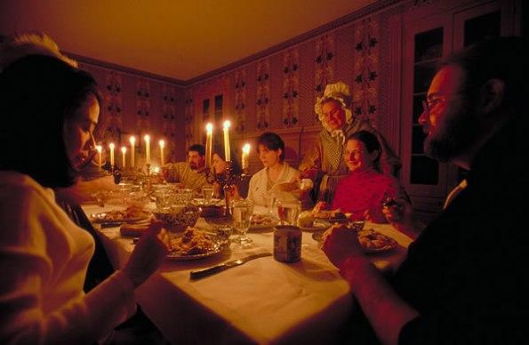 Hearthside Supper at Conner Prairie