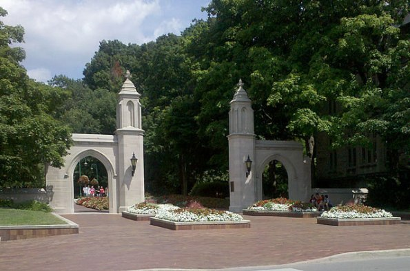 Indiana University in Bloomington