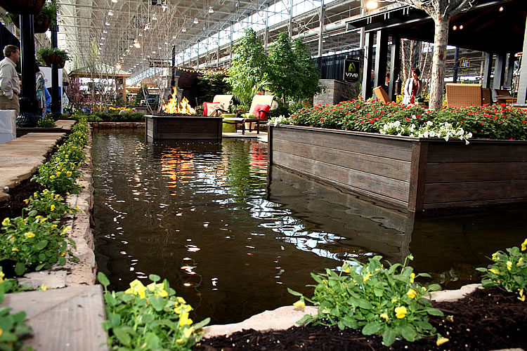 Awesome Indiana Flower And Patio Show